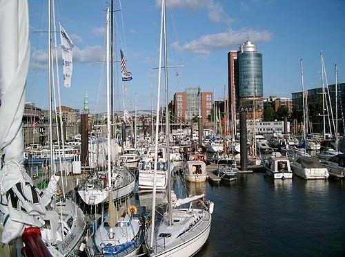 Sportboothafen Hamburg
