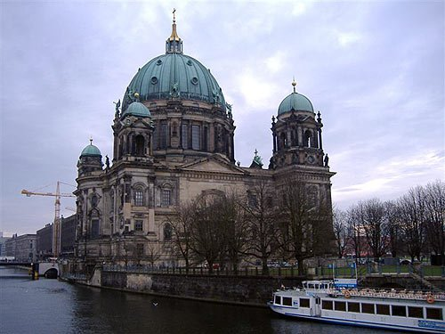 Der Berliner Dom - Bilder aus Berlin