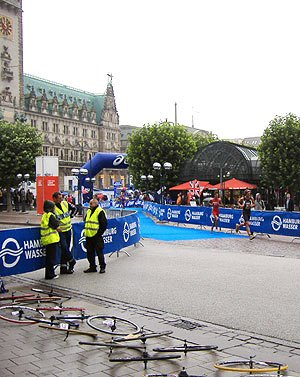 Hamburg BG Triathlon World Championships 2007