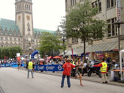 Hamburg City Man Triathlon 2007