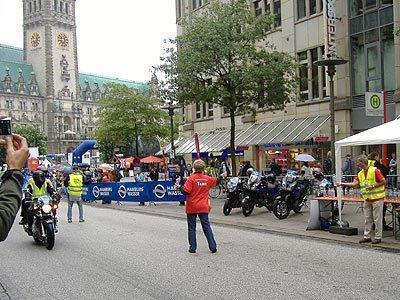 Hamburg City Man Triathlon 2007