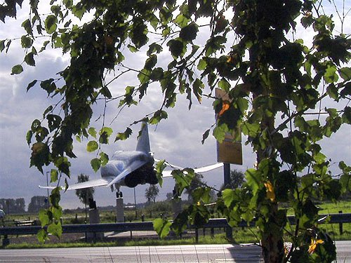F4F Phantom Jagdbomber in Wittmund - Ostfriesland