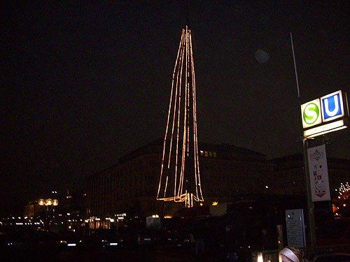 weihnachten hamburg weihnachtsbaum Christmas Lights