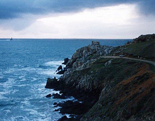 Frankreich bretagne – atlantischer ozean – fotos siefken
