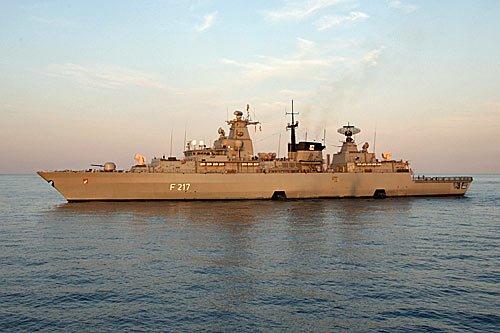 Deutsche Marine: Fregatte Bayern