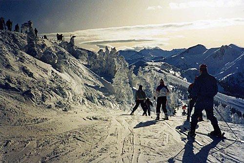 Skiurlaub in Österreich im Skigebiet Gastein