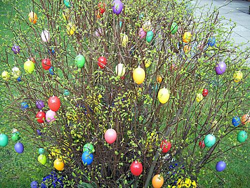 Ostereier - frohe Ostern 2008 - easter eggs