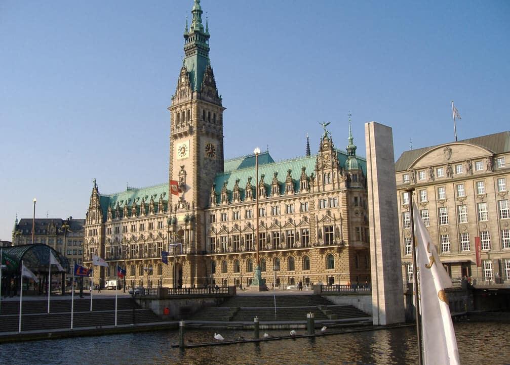 Bildschirmschoner Hamburg