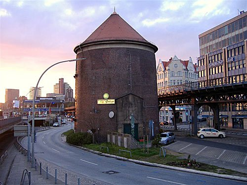 Restaurant Hamburg Bunker