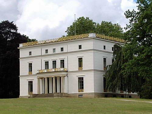 Hamburg - Jenisch-Haus