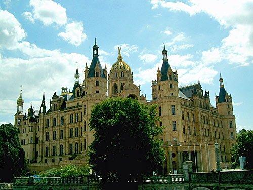 Schwerin - Das Schweriner Schloss