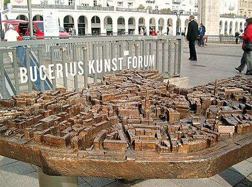 Hamburg Stadtplan