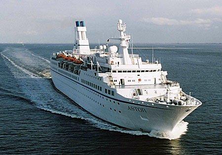 Kreuzfahrtschiff MS Astor
