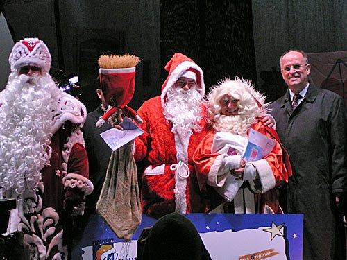 Weihnachtsmann - Meisterschaft