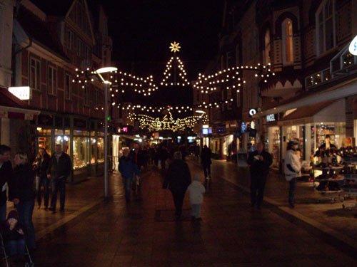 Weihnachten in Hamburg Bergedorf