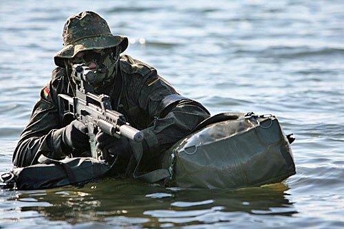 Marine - Kampfschwimmer SEK M