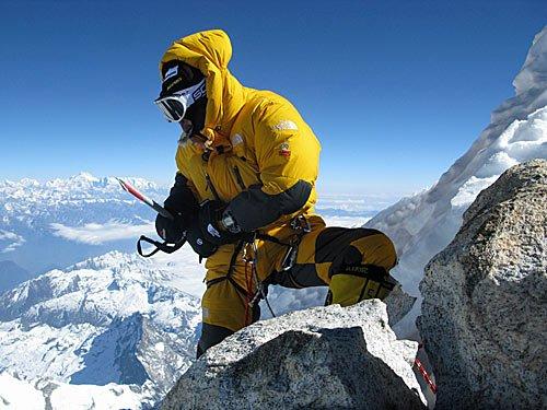 Makalu - Himalaya