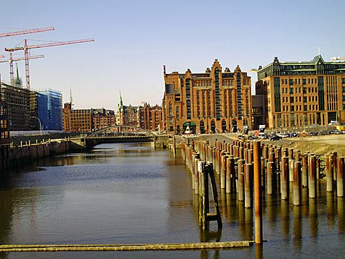 Freihafen Hamburg