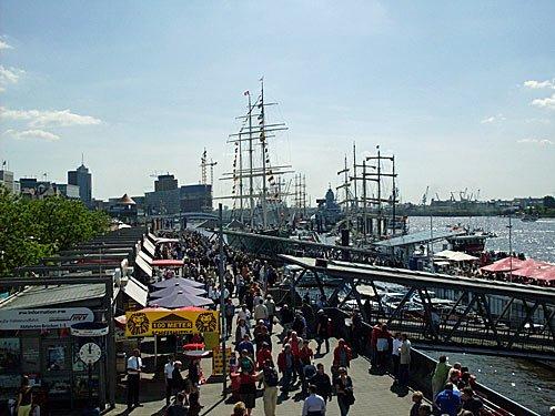 Hamburger Hafengeburtstag 2009