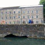 Die Cromforder Mühle in England