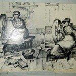 Arbeitsleben Mitte des 18. Jahrhundert in England