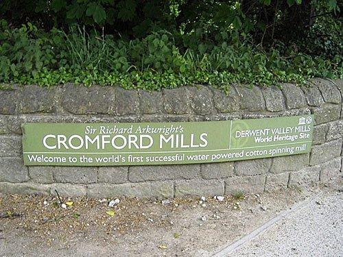 Cromford-Mill-England