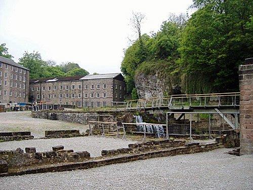 Cromford Mill England