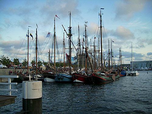 Kieler Woche Schiffe