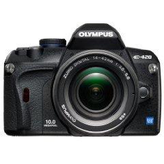 Olympus E-420 SLR-Digitalkamera