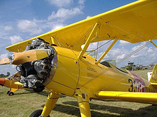 Propeller-Flugzeug
