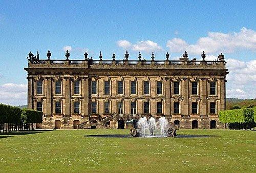 England Chatsworth House