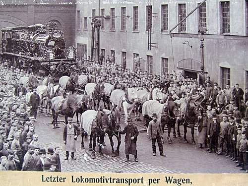 Chemnitz-Dampflok