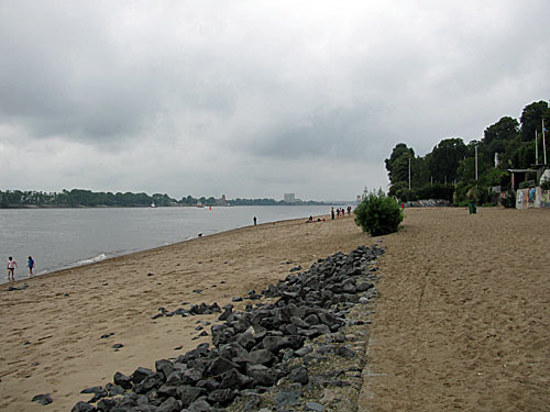 Elbstrand Hamburg