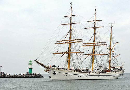 Gorch Fock Hanse Sail