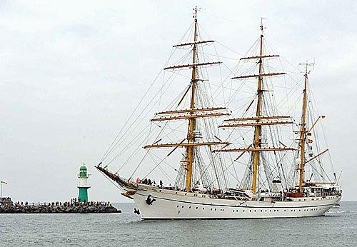 Gorch Fock Hanse Sail