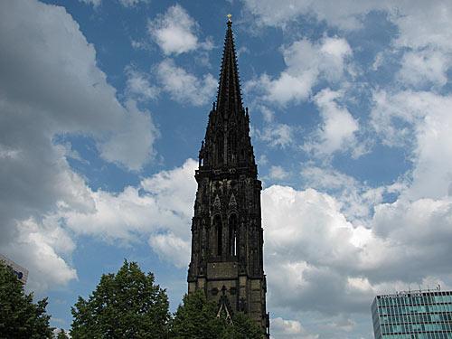 Kirche-St-Nikolai-Hamburg