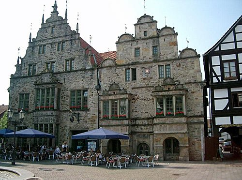 Rinteln altes Rathaus