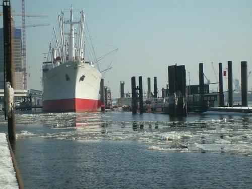 Hamburg – Museumsschiff Cap San Diego