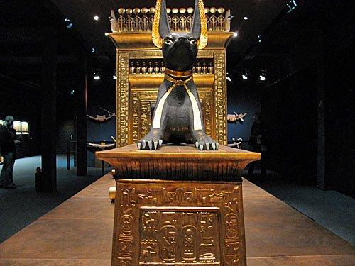 Tutanchamun-Schatzkammer