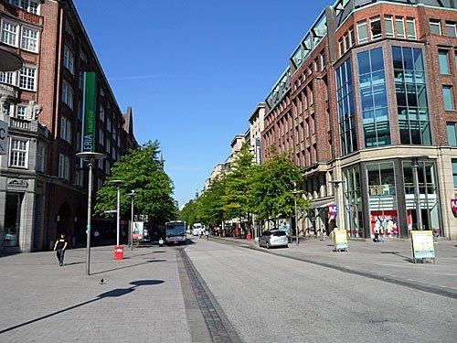 Moenckebergstrasse Hamburg