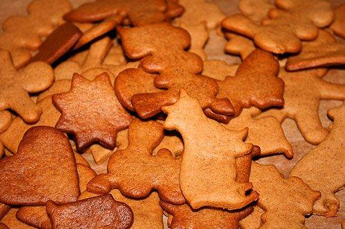 Weihnachtsbäckerei - backen zu Weihnachten