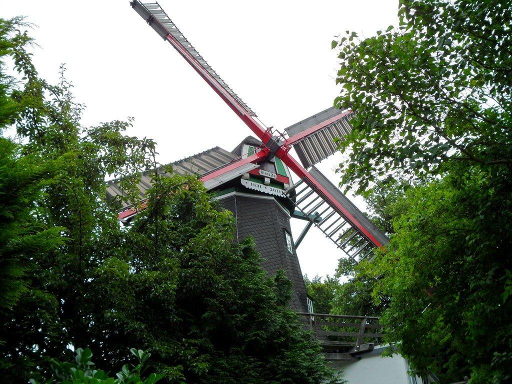 Bergedorfer Mühle Windmühle