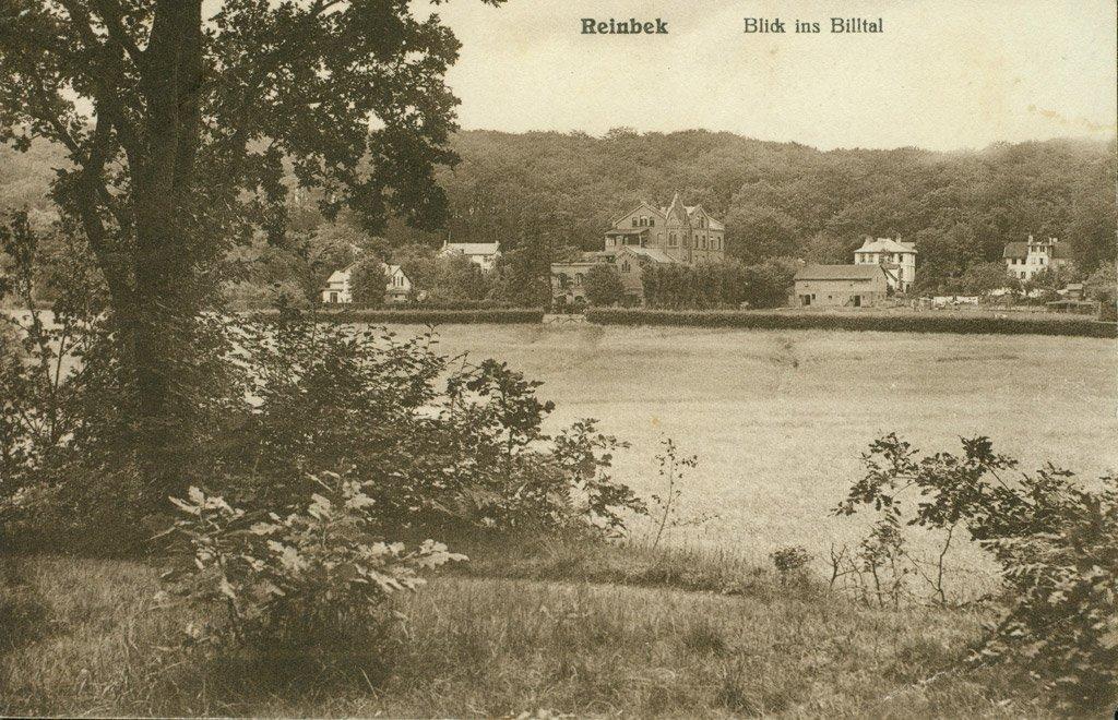 Reinbek Billtal 1930