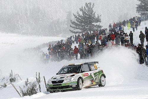 Skoda Rallye Monte Carlo