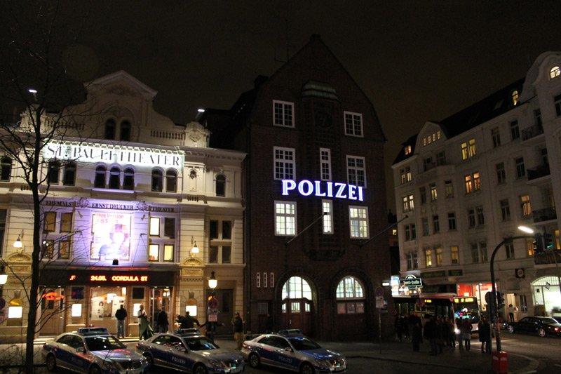 Hamburg Reeperbahn