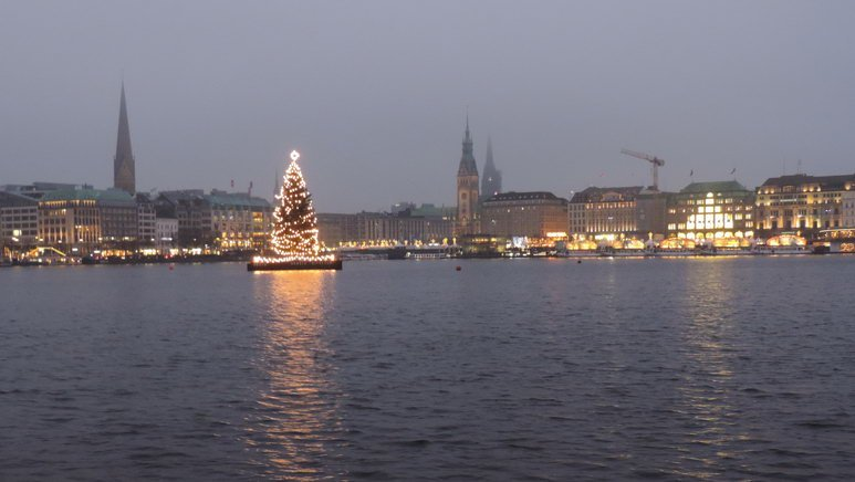 Weihnachtsbilder Hamburg