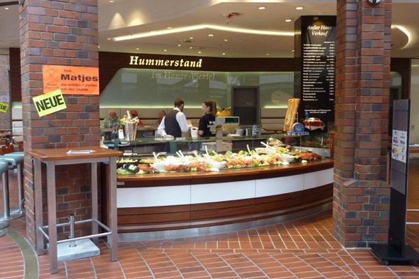 Hummerstand Hanse-Viertel
