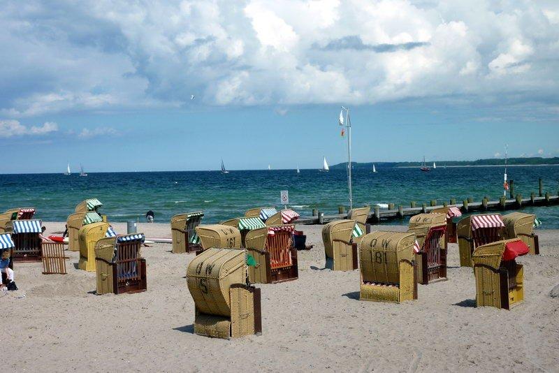 Ostsee bei Travemünde