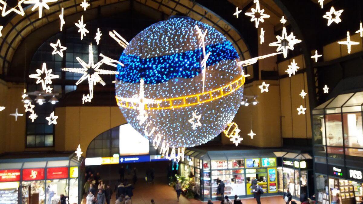 Weihnachtsbeleuchtung Hamburg